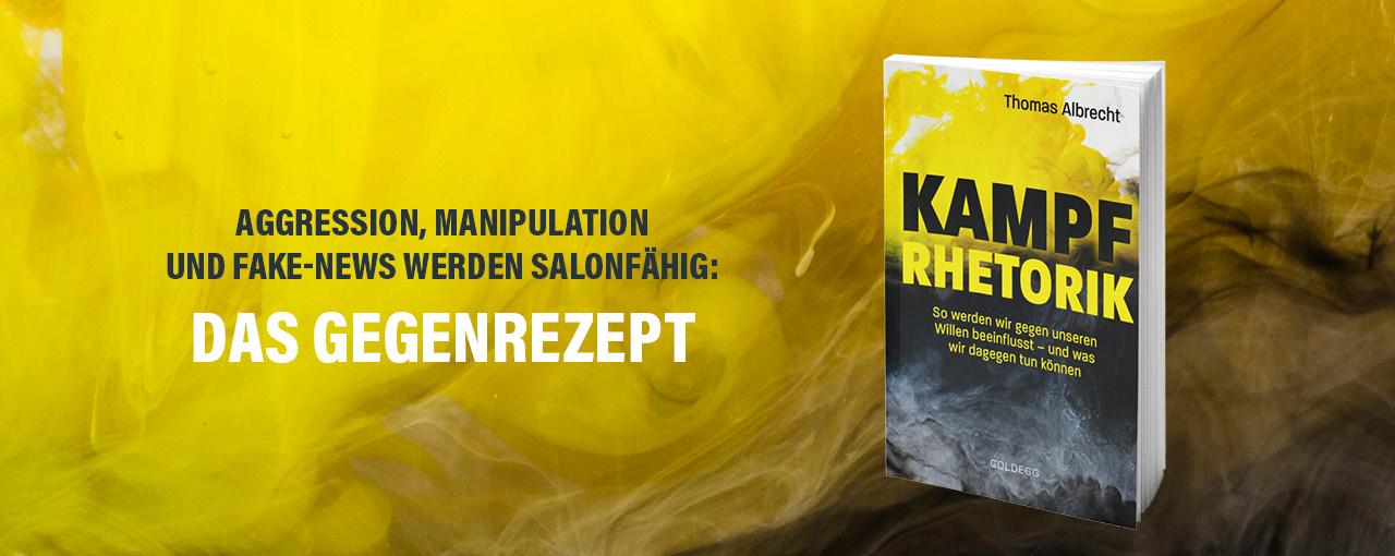 Goldegg Verlag Kampfrhetorik