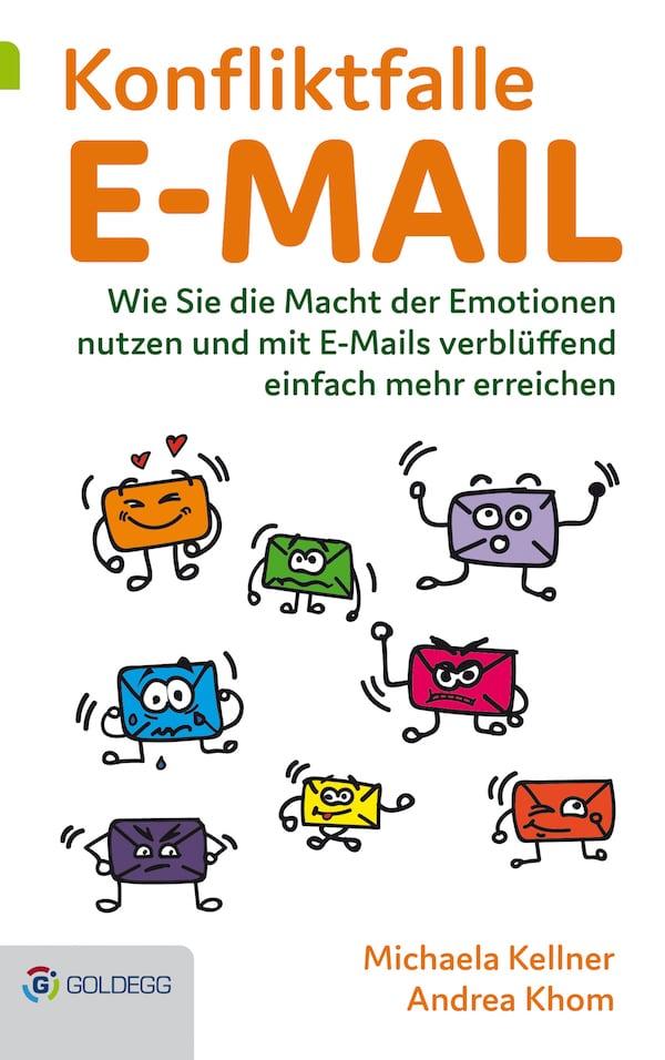 Konfliktfalle E-Mail - goldegg verlag