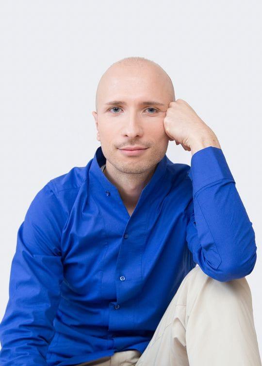 Asim Aliloski - Goldegg Verlag