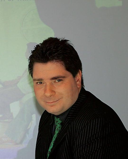 Stefan Jenzowsky - Goldegg Verlag