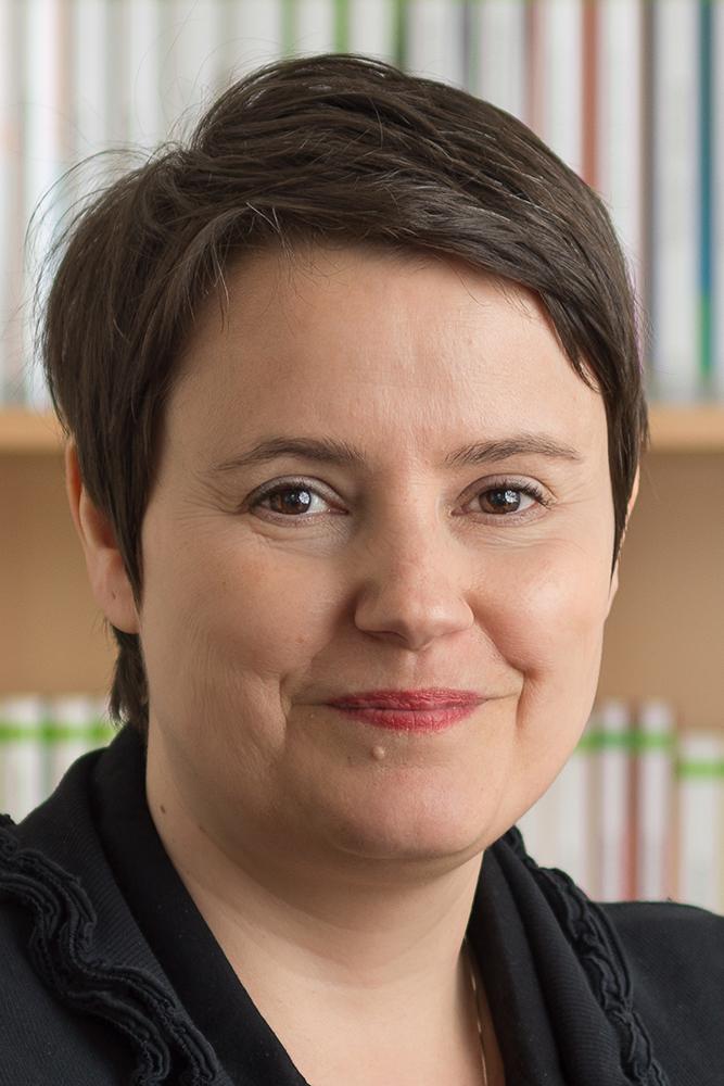 Verena Minoggio-Weixlbaumer, Programmleitung Goldegg Verlag GmbH (© Arno Ebner)