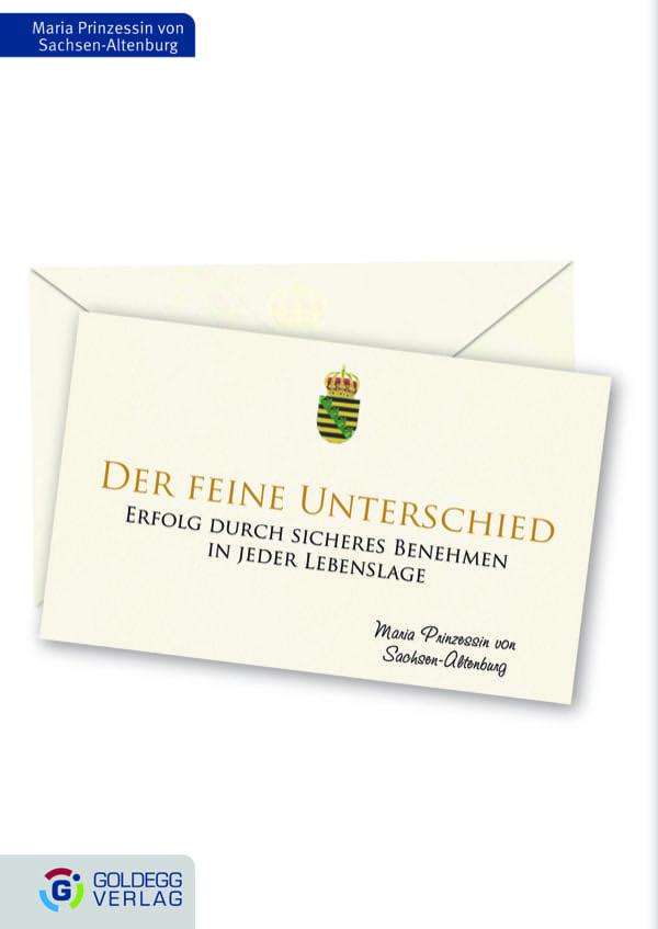 der-feine-unterschied - Goldegg Verlag