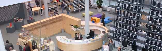 Volkshochschule Linz Wissensturm