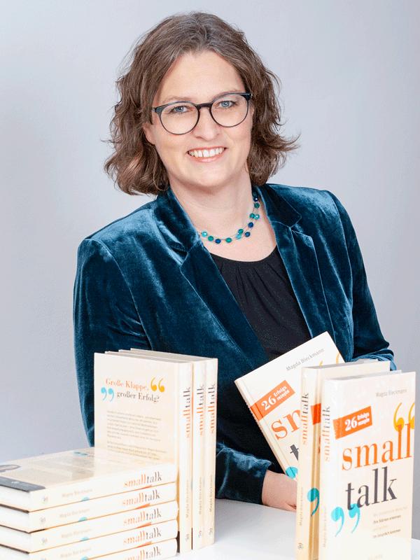 Magda Bleckmann (c) Anna Maria Muchitsch