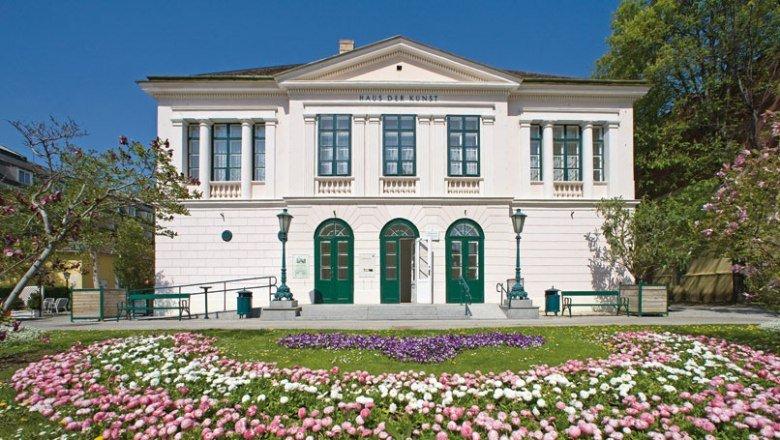 Haus der Kunst, Baden